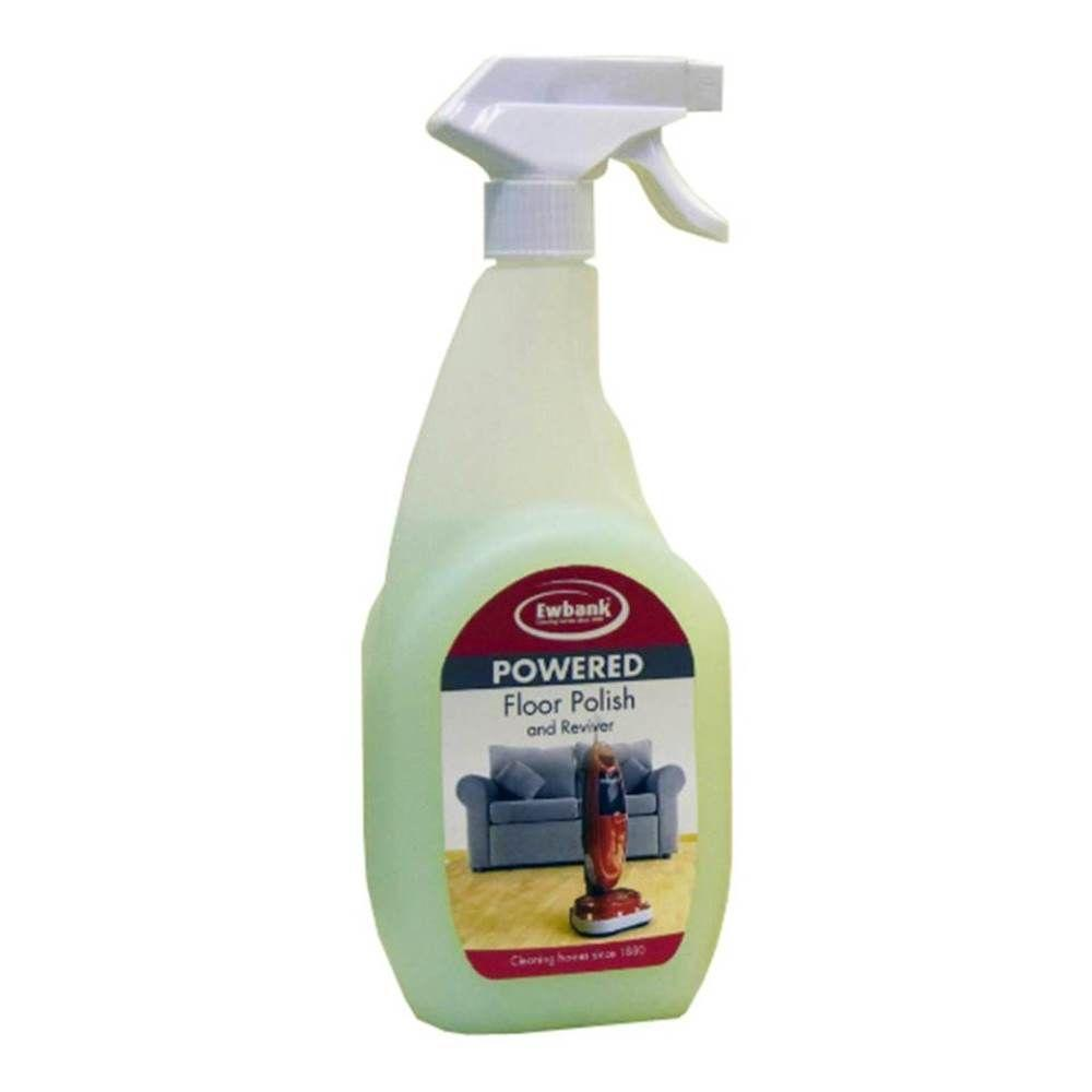 Floor Polish and Reviver