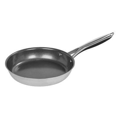 10 in. Stainless Steel Skillet