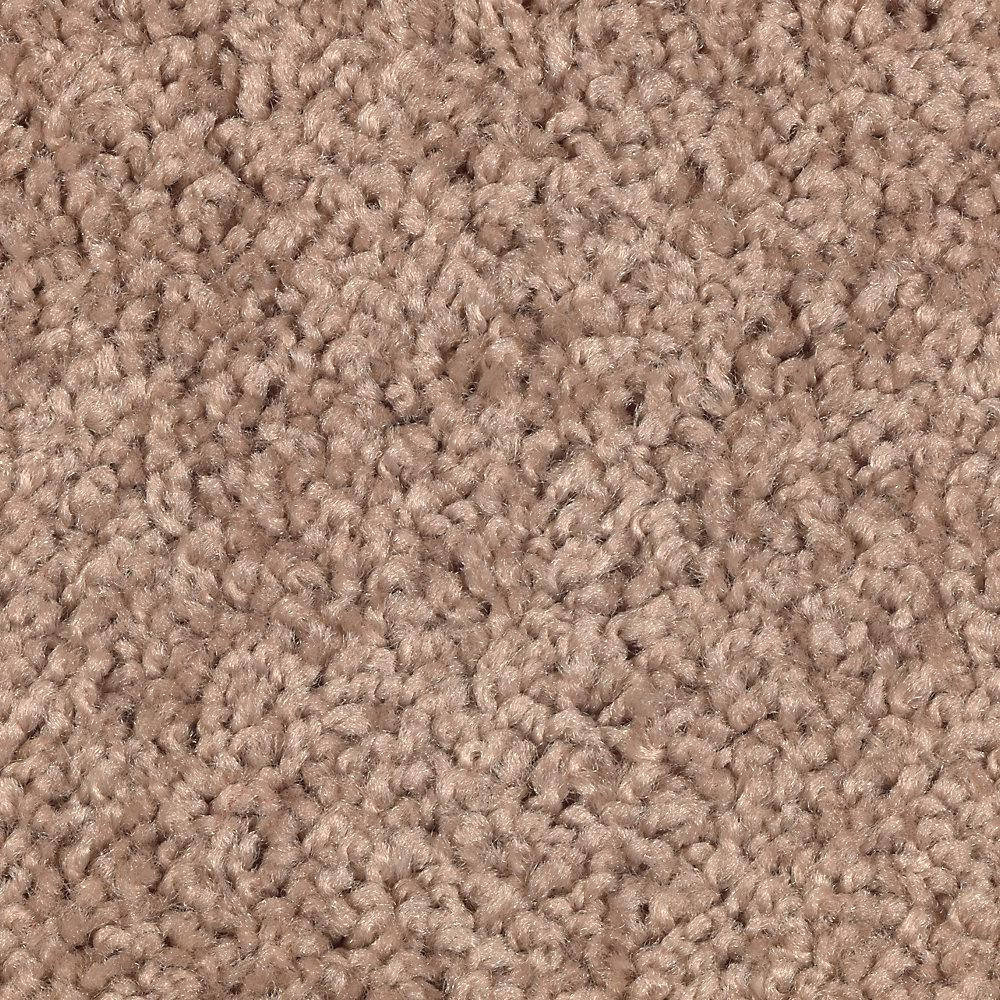 Home Decorators Collection Bel Ridge - Color Beeswax Texture 12 ft. Carpet