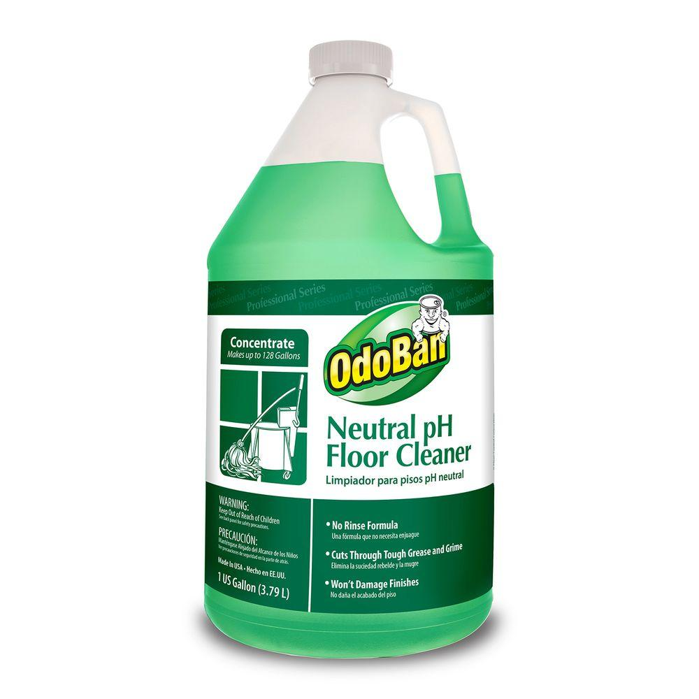 1 Gal. Neutral pH Floor Cleaner (Case of 4)
