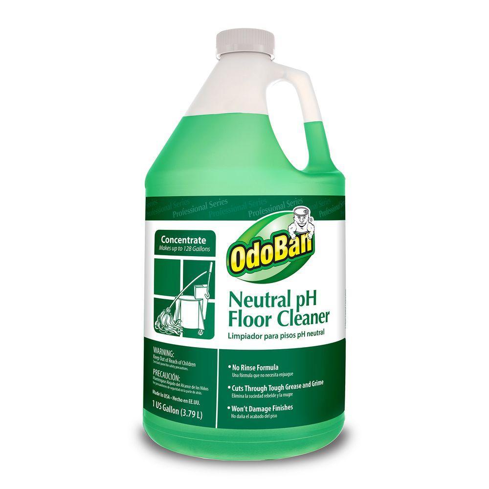 1 Gal. Neutral pH Floor Cleaner (Case of 4)