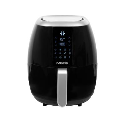 3 qt. Black Digital Air Fryer