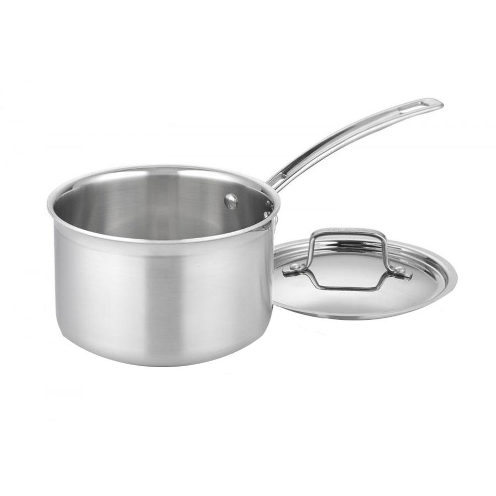 MultiClad Pro 3 Qt. Saucepan with Cover