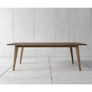 Retro 78 in. Multi-color teak Dining Table