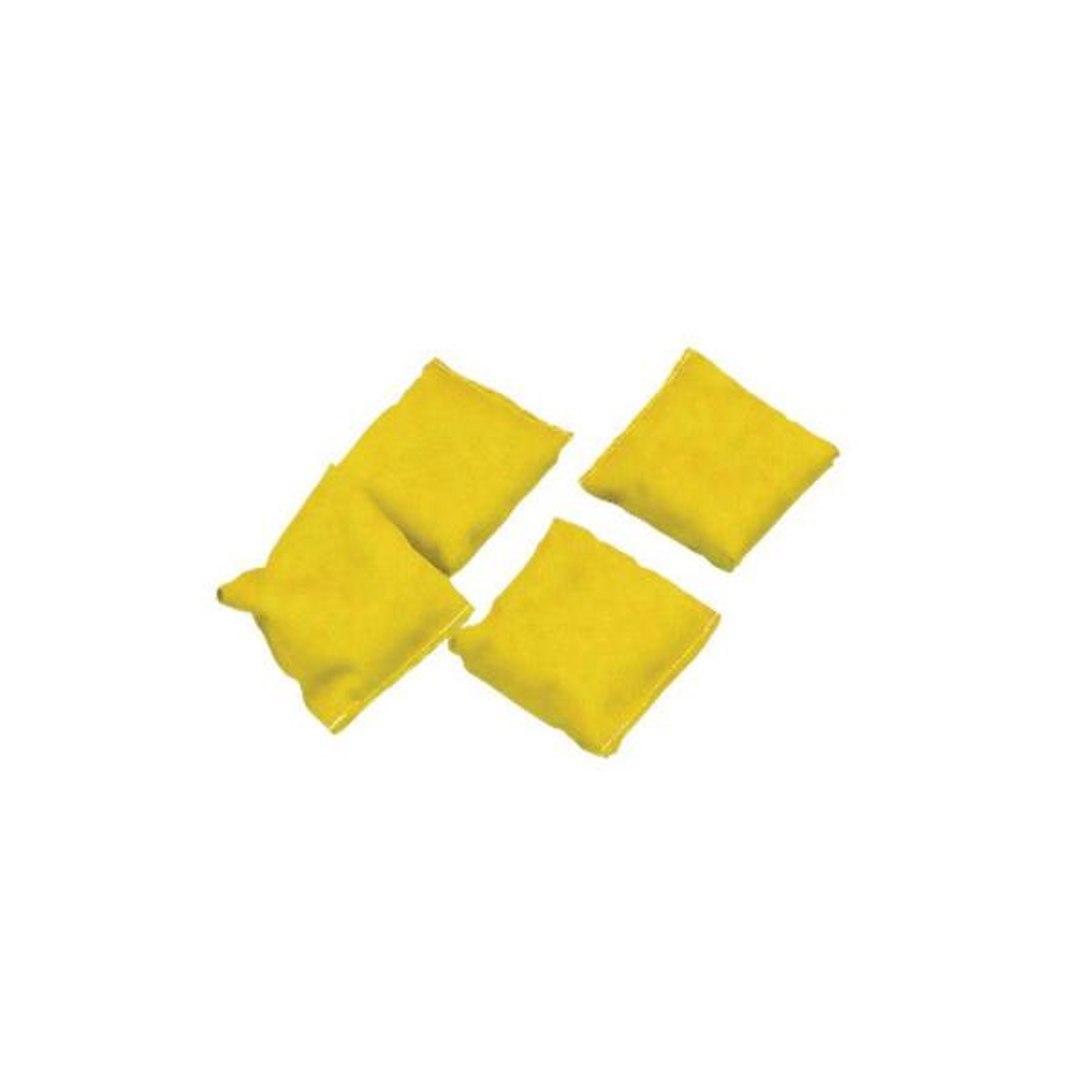Gold Bean Bags (Set of 4)