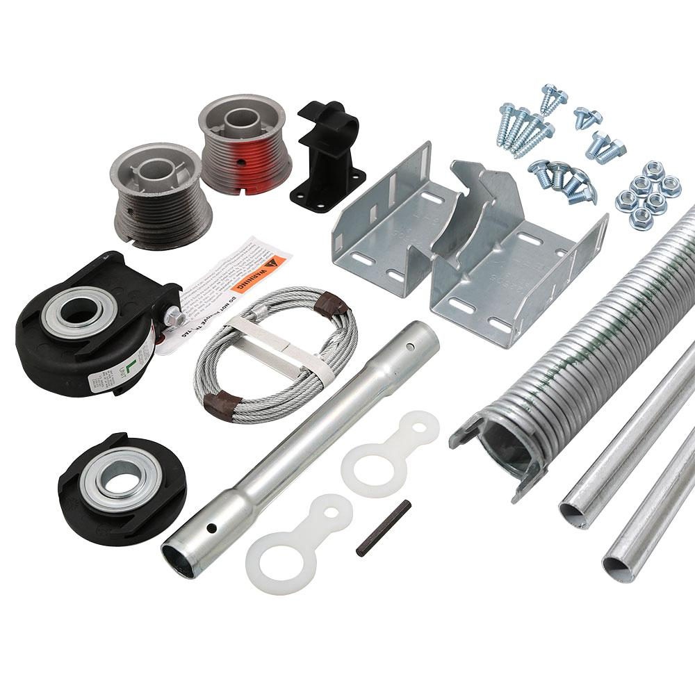 Garage door torsion springs and parts online - Ez Set Torsion Conversion Kit For 16 Ft X 7 Ft Garage Doors
