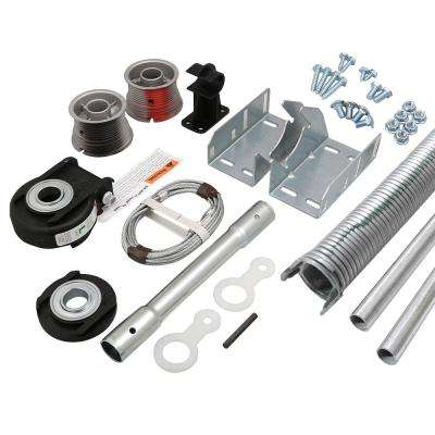 EZ-Set Torsion Conversion Kit for 16 ft  x 7 ft  Garage Doors 191 lbs  -  211 lbs