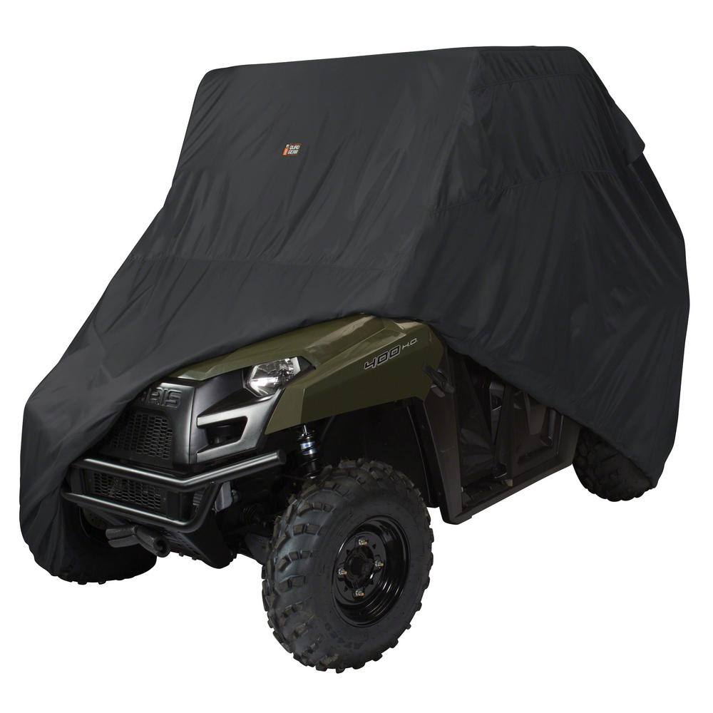 Black X-Large UTV Storage Cover