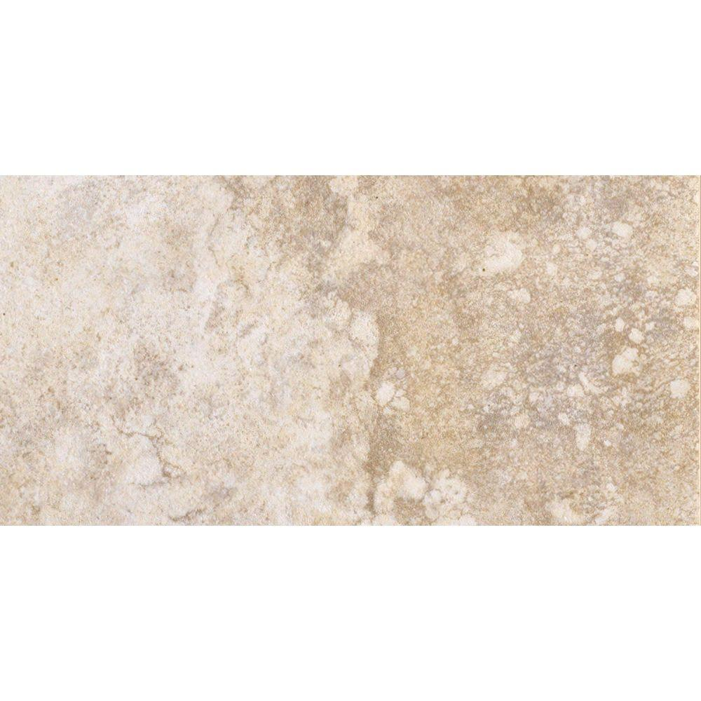 Campione 3-1/4 in. x 6-1/2 in. Armstrong Porcelain Floor and Wall