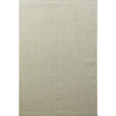 Sisal Tiger Eye Maize 4 Ft. X 6 Ft. Indoor Accent Rug