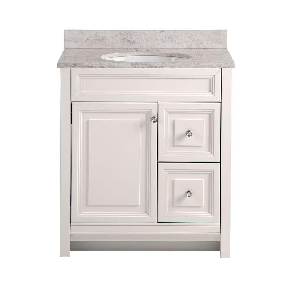Home Decorators Collection Brinkhill 31 in. W x 22 in. D Bath ...