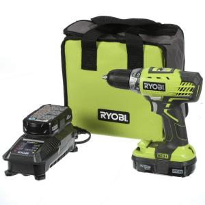 18-Volt ONE+ Lithium-Ion Compact Drill/Driver Kit