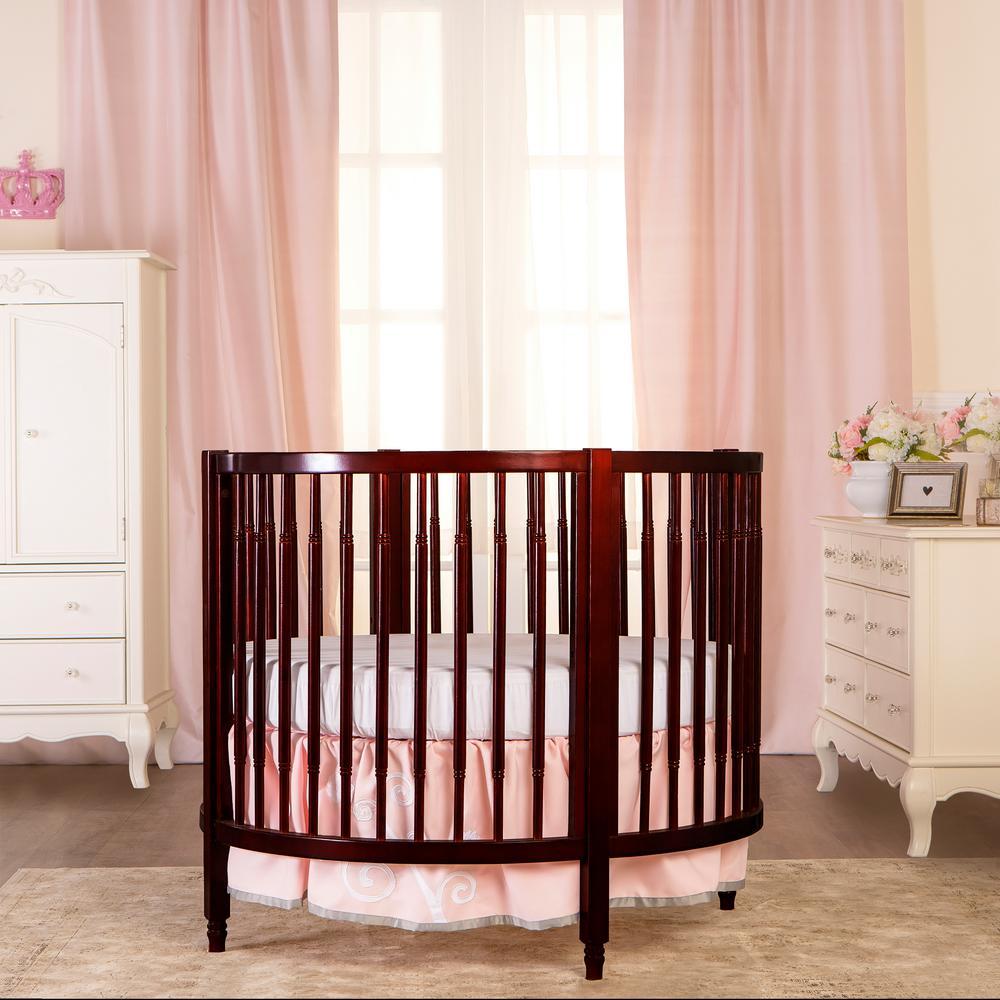 Sophia Posh Cherry Circular Crib