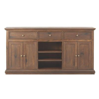Aldridge Antique Walnut Buffet