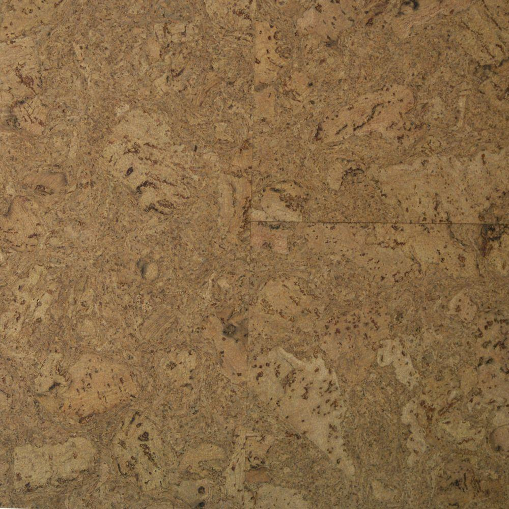 Heritage mill take home sample natural fossil cork for Sustainable cork flooring