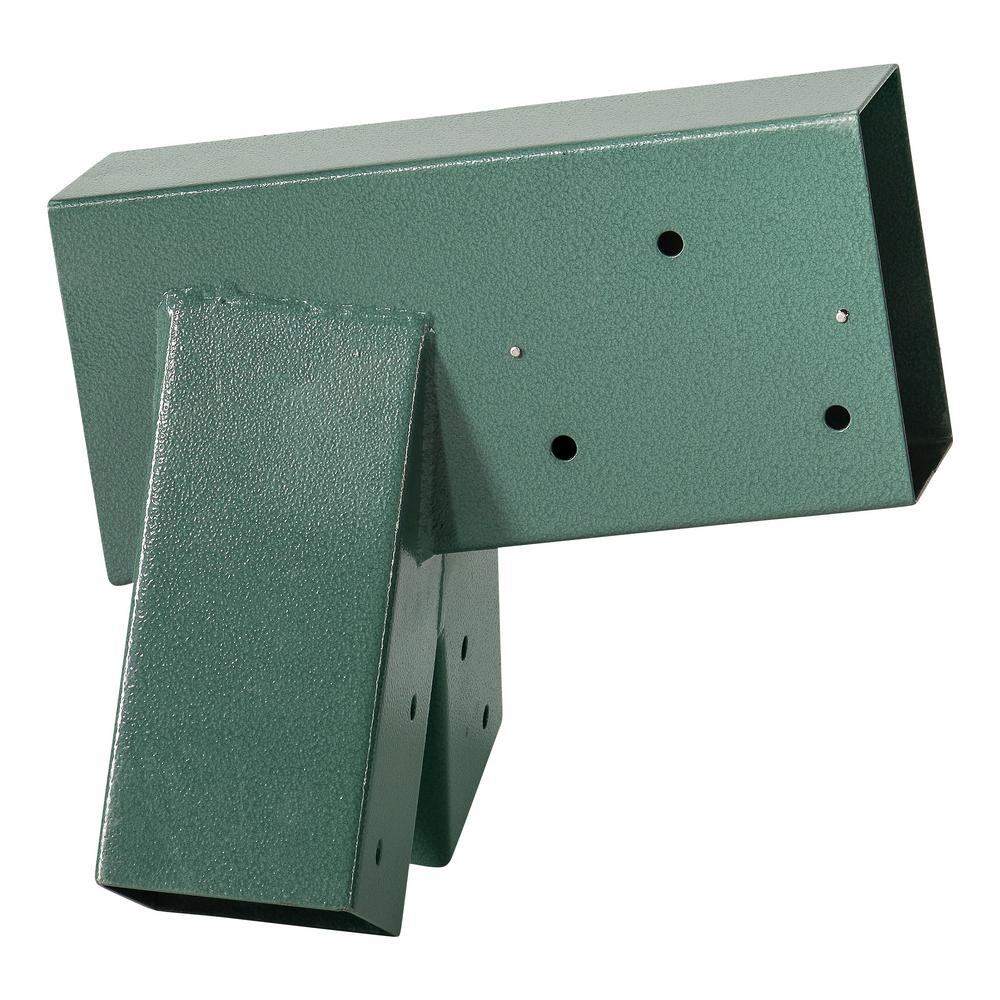 A-Frame Bracket Green Powder Coating-SWHWD-ASB - The Home Depot