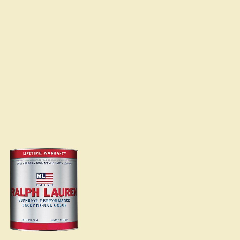 Ralph Lauren 1-qt. Monogram Flat Interior Paint