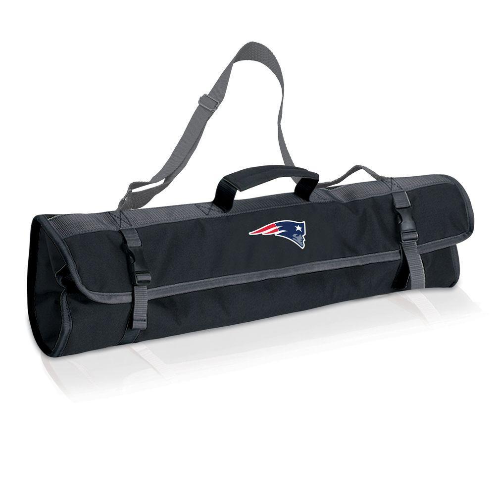 New England Patriots 3-Piece BBQ Tote