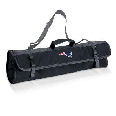 New England Patriots 3 Piece BBQ Tote