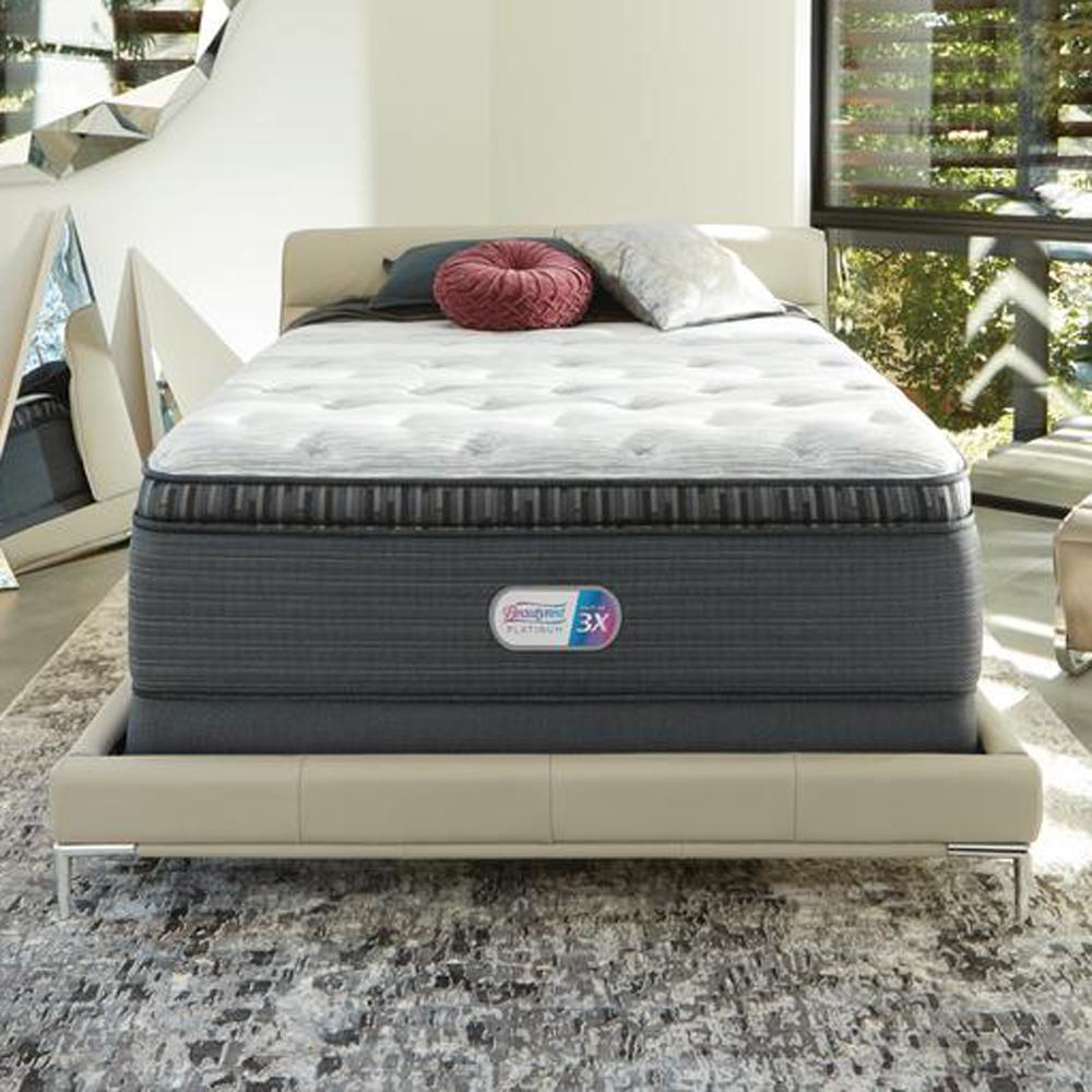Platinum Haven Pines 16in. Plush Hybrid Pillow Top Twin XL Mattress