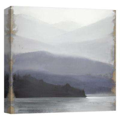 15 in. x 15 in. ''Summit to Sea 23'' Printed Canvas Wall Art