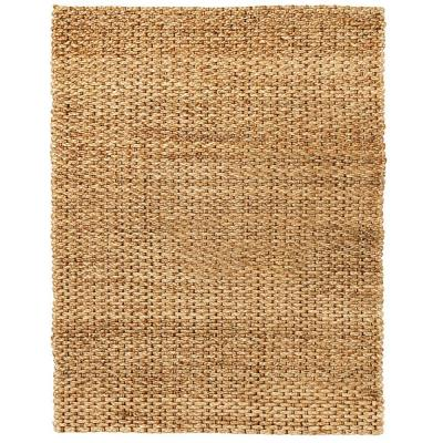 Cira Brown 4 ft. x 6 ft. Jute Area Rug