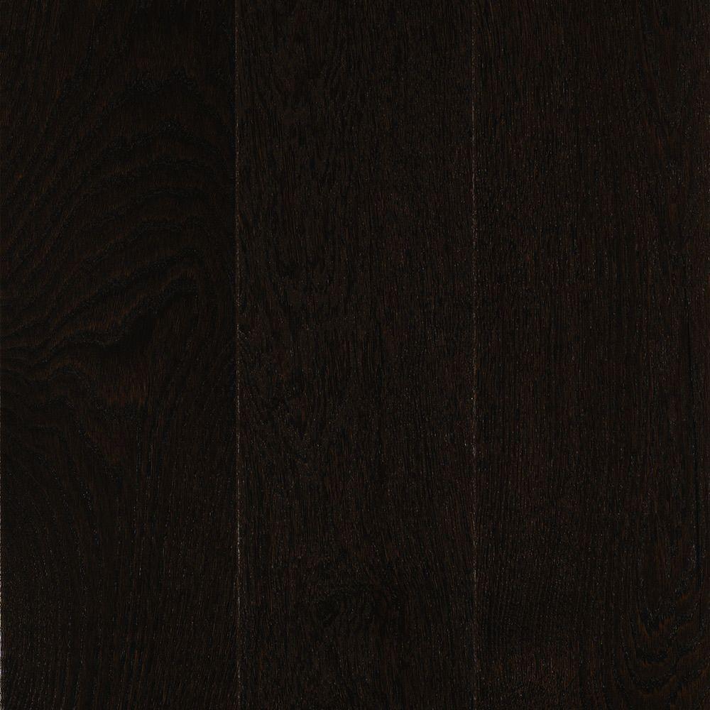 Elegant Home Cappuccino Oak 9/16 in. x 7-4/9 in. Wide x Varying Length Engineered Hardwood Flooring (22.32 sq. ft./case)