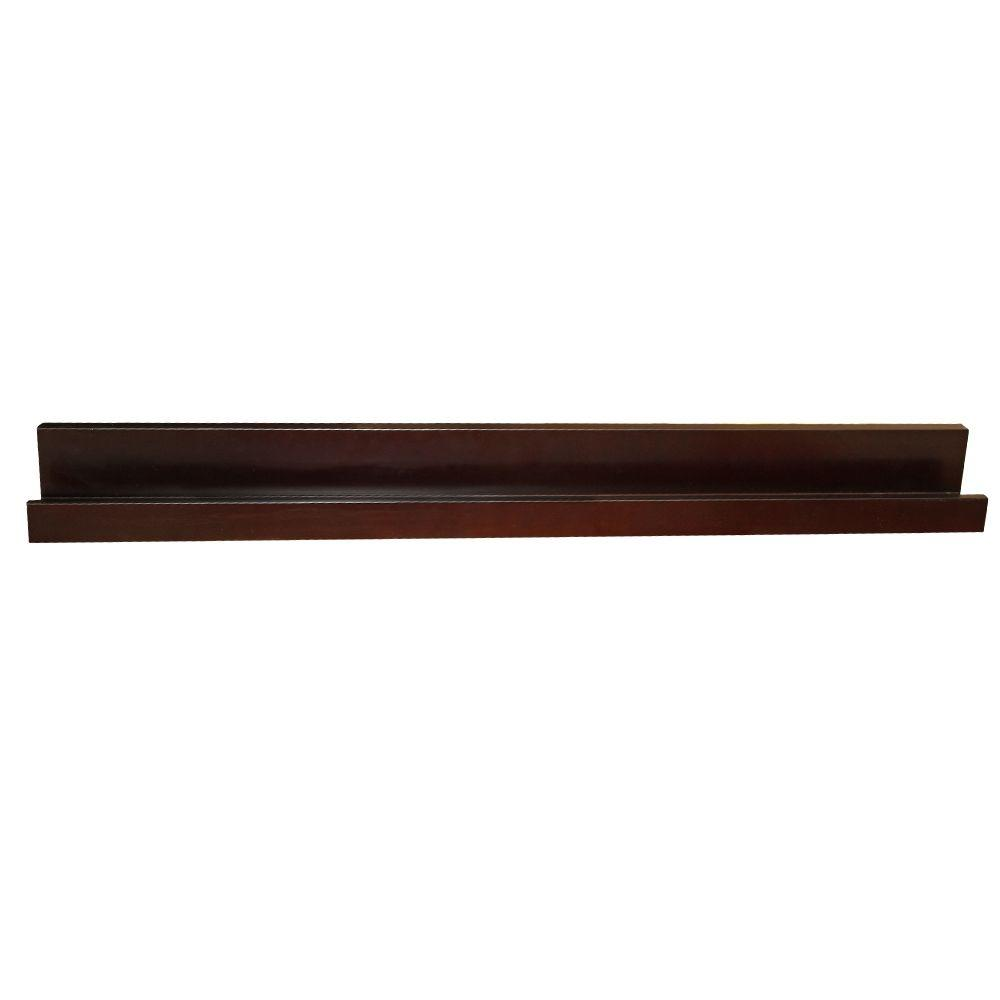 Home decorators collection 36 in photo ledge hdcvl36e for Home depot home decorators