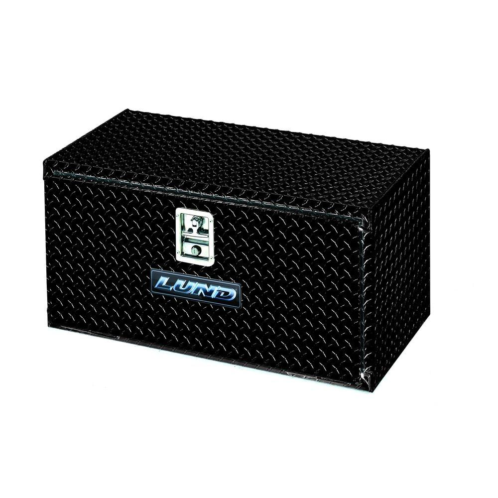 Small Truck Tool Box >> Lund 48 In Underbody Truck Tool Box 78248 The Home Depot