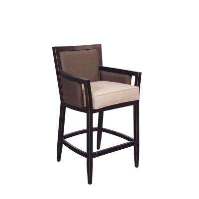 Greystone Patio High Dining Chair In Sparrow 2 Pack Stock