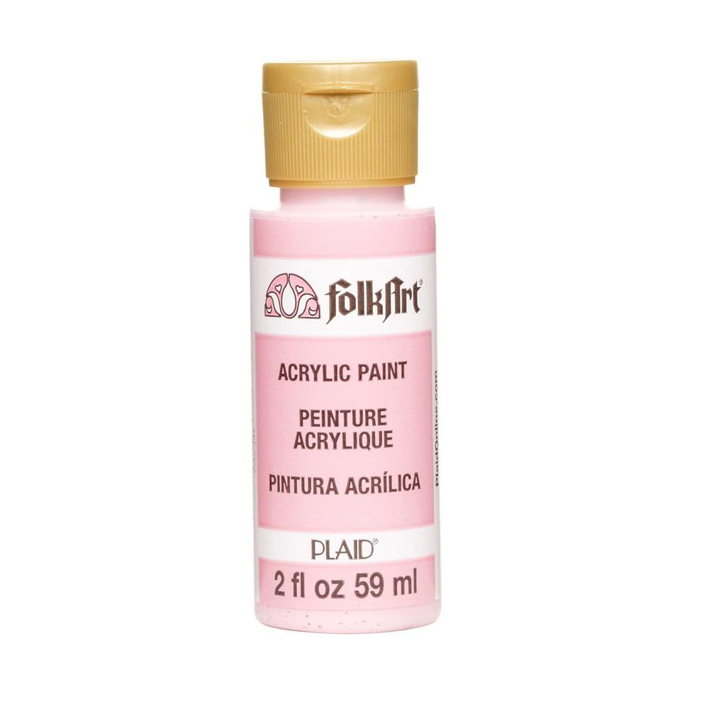 Baby Pink Acrylic Craft Paint