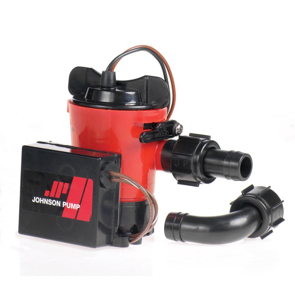 Johnson Pump 38503 Cartridge Livewell Areator Pump 500 GPH