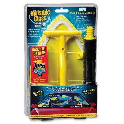 Invisible Glass Reach and Clean Tool (2-Piece)