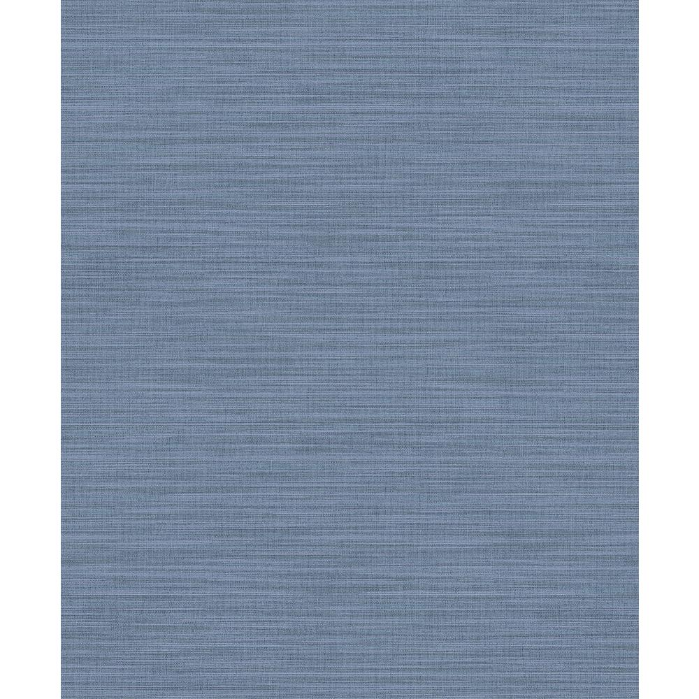 Advantage 8 in x 10 in ashleigh blue linen texture - Light blue linen wallpaper ...
