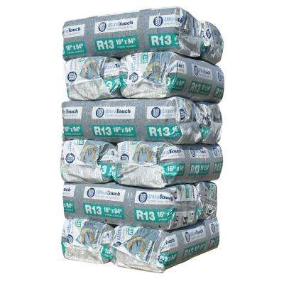 R-13 Denim Insulation Batts 16.25 in. x 94 in. (12-Bags)