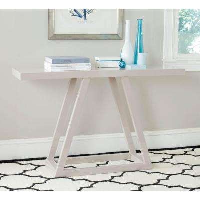 Sutton Taupe Console Table