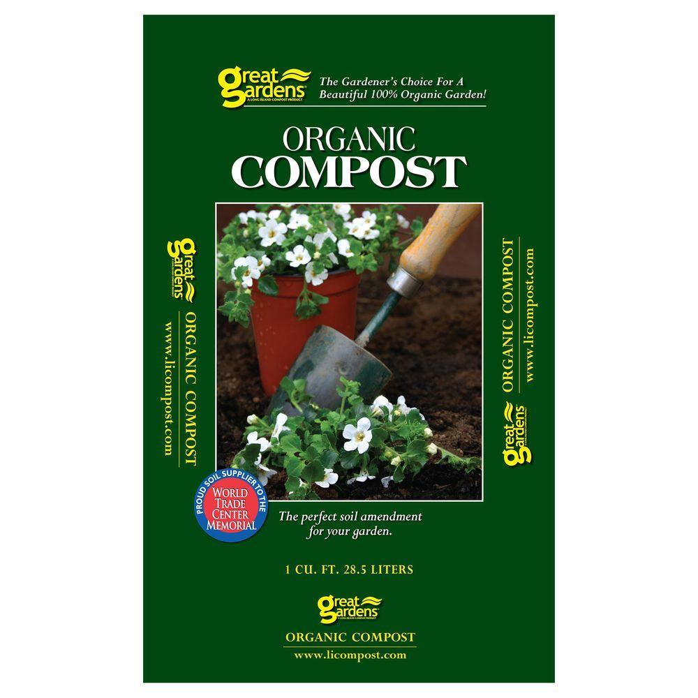 1 cu. ft. Organic Compost
