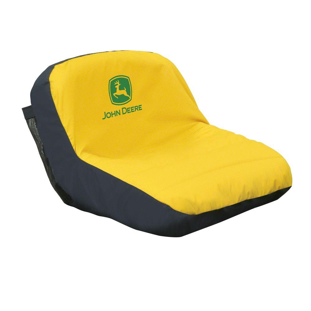 This Cushioned Cover Protects New Seats And Renews Old It Is Designed To Protect Either Riding Mower Or Gator From The Elements An