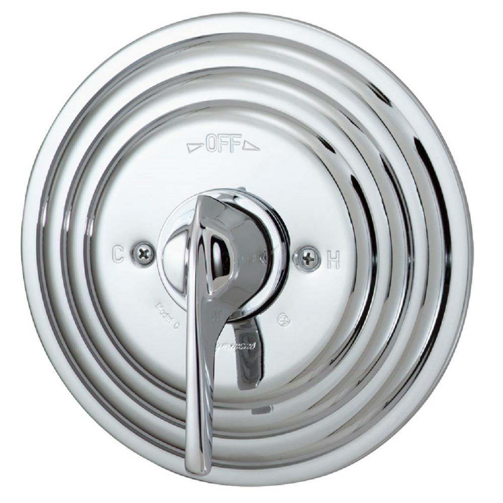 Moen Commercial 104424 Mixing Valve With Check Valves In: Symmons Temptrol Commercial 1-Handle Pressure Balance