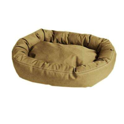 Brutus Tuff Comfy Cup Medium Khaki Bed