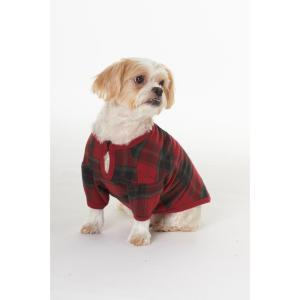 Deals on The Company Store Family Flannel Company Cotton Dog Small Pajamas