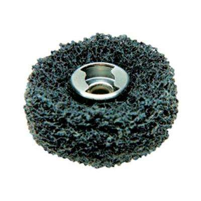 EZ Lock 180 and 280-Grit Finishing Abrasive Buffs (2-Pack)