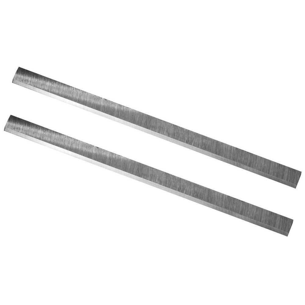 12-1/2 in. High-Speed Steel Planer Knives for Craftsman 233780 (Set of 2)