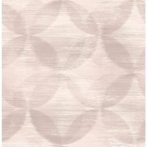 Alchemy Blush Geometric Blush Wallpaper Sample
