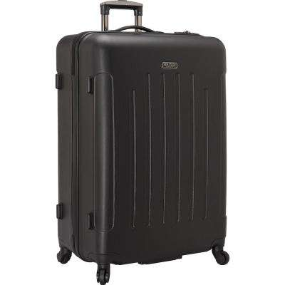 Lincoln Park Collection Lightweight Hardside ABS 4-Wheel Upright 29 in. Checked Luggage