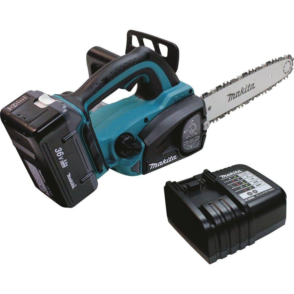 Makita 36-Volt Electric Cordless LXT Lithium-Ion Chainsaw