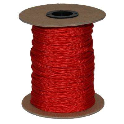 #2-3/4 CROSSLACE 300 ft.  RED