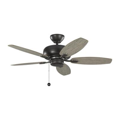Centro Max II 44 in. Aged Pewter Ceiling Fan