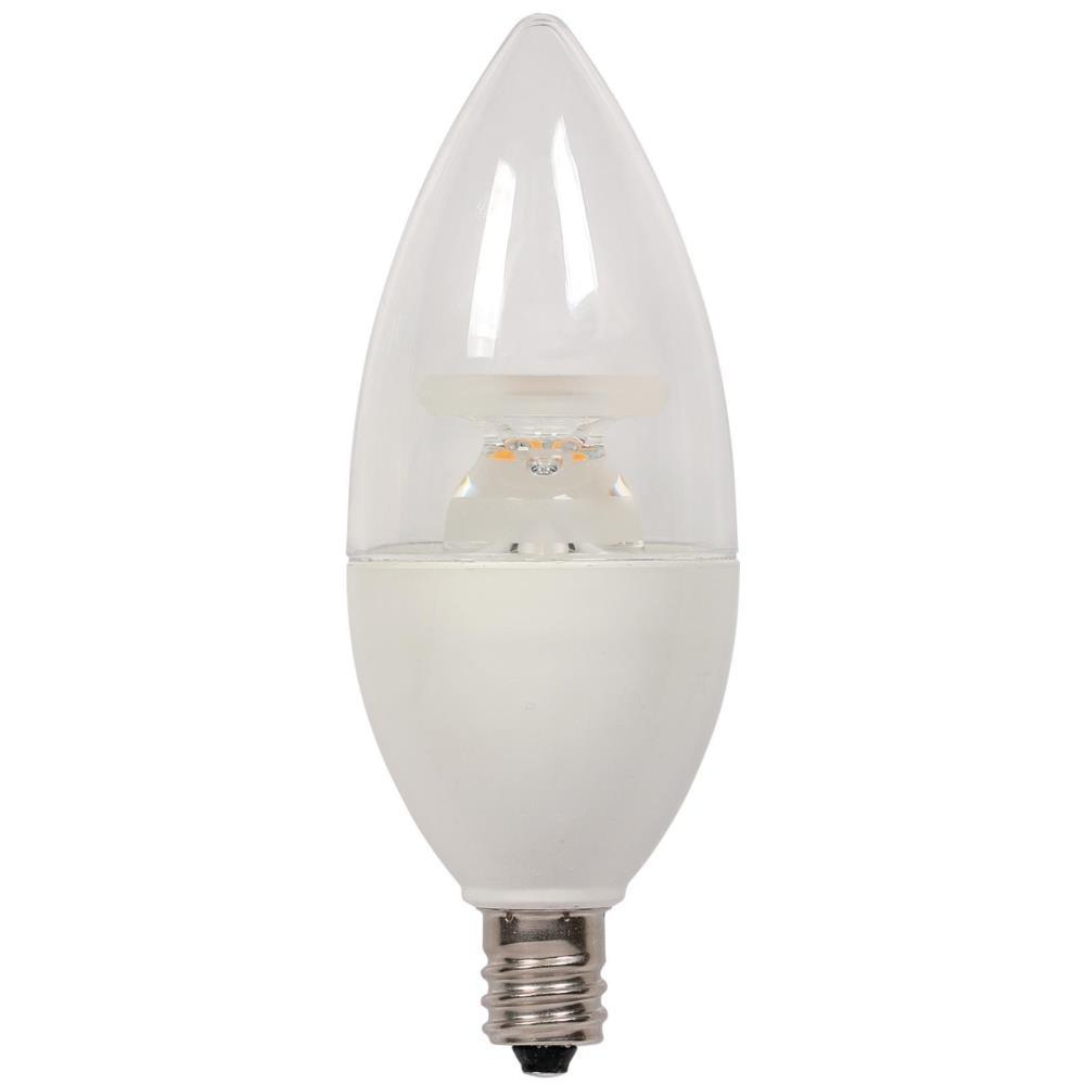 Westinghouse 40w Equivalent Soft White G25 Dimmable: Westinghouse 40W Equivalent Soft White B11 Dimmable LED