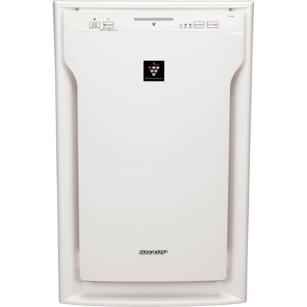 Sharp Plasmacluster Air Purifier with HEPA Filter